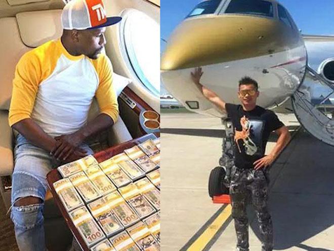 Võ sĩ Trung Quốc sở hữu 1 tỷ USD như Floyd Mayweather là ai? - Ảnh 1.