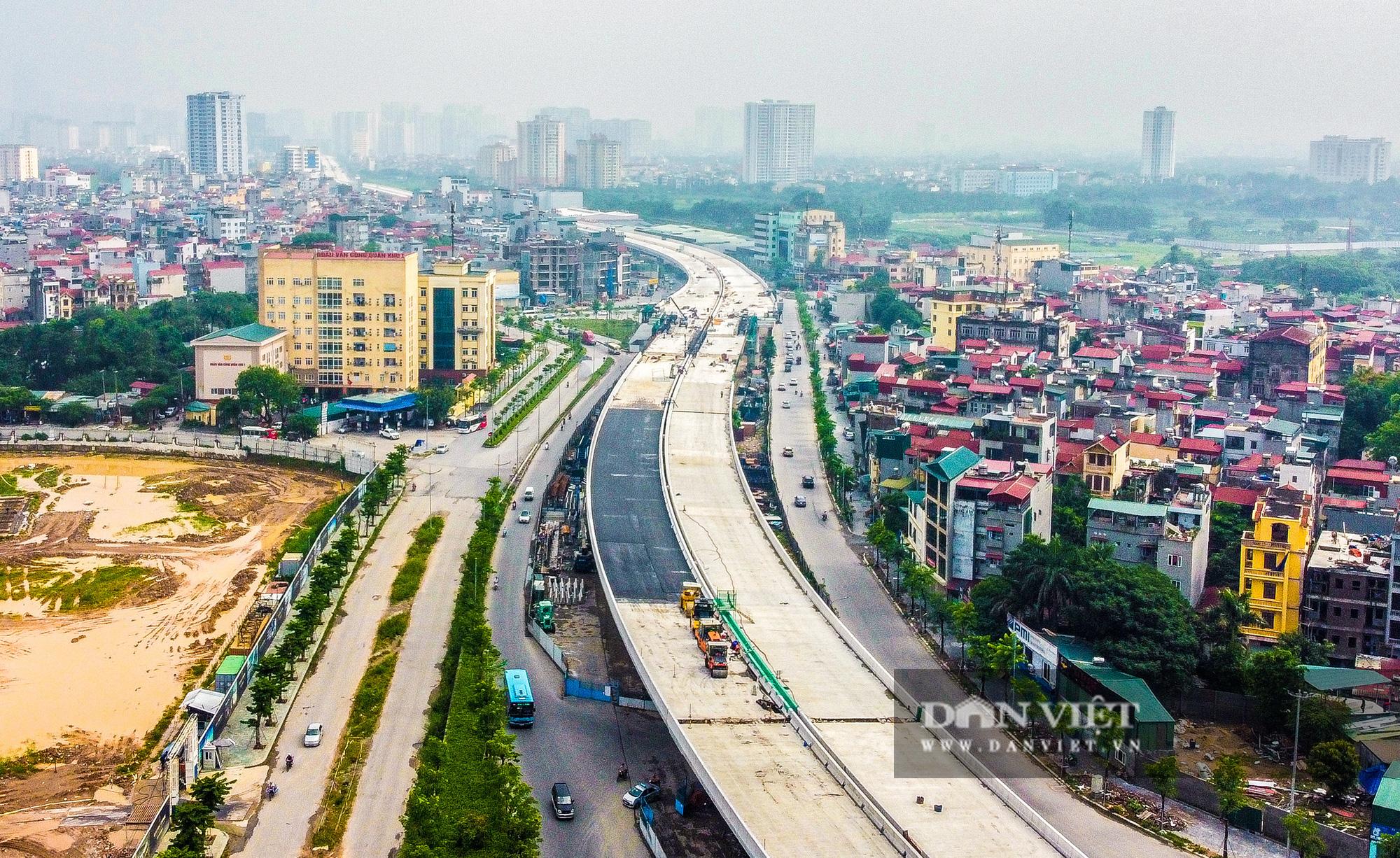 Nhìn lại 10 dự án tiêu biểu do ông Nguyễn Đức Chung - Chủ tịch TP Hà Nội chỉ đạo - Ảnh 8.