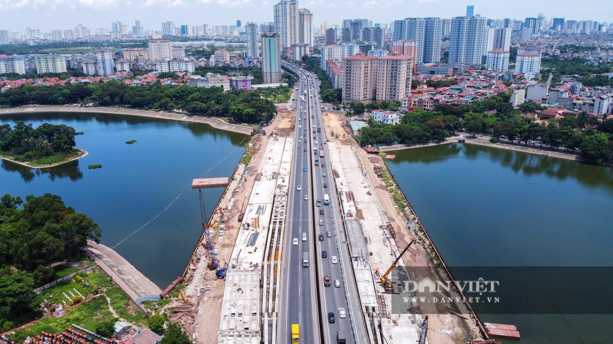 Nhìn lại 10 dự án tiêu biểu do ông Nguyễn Đức Chung - Chủ tịch TP Hà Nội chỉ đạo - Ảnh 9.