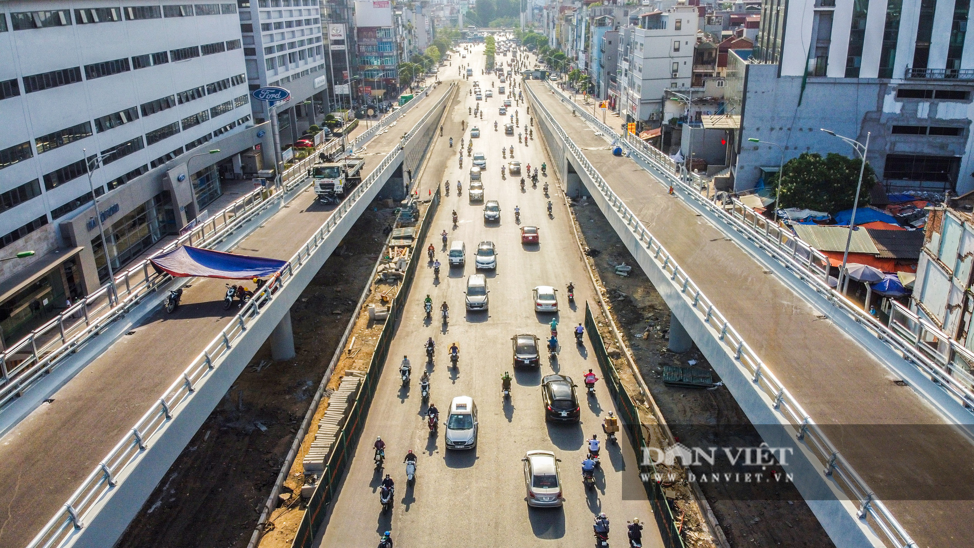 Nhìn lại 10 dự án tiêu biểu do ông Nguyễn Đức Chung - Chủ tịch TP Hà Nội chỉ đạo - Ảnh 11.