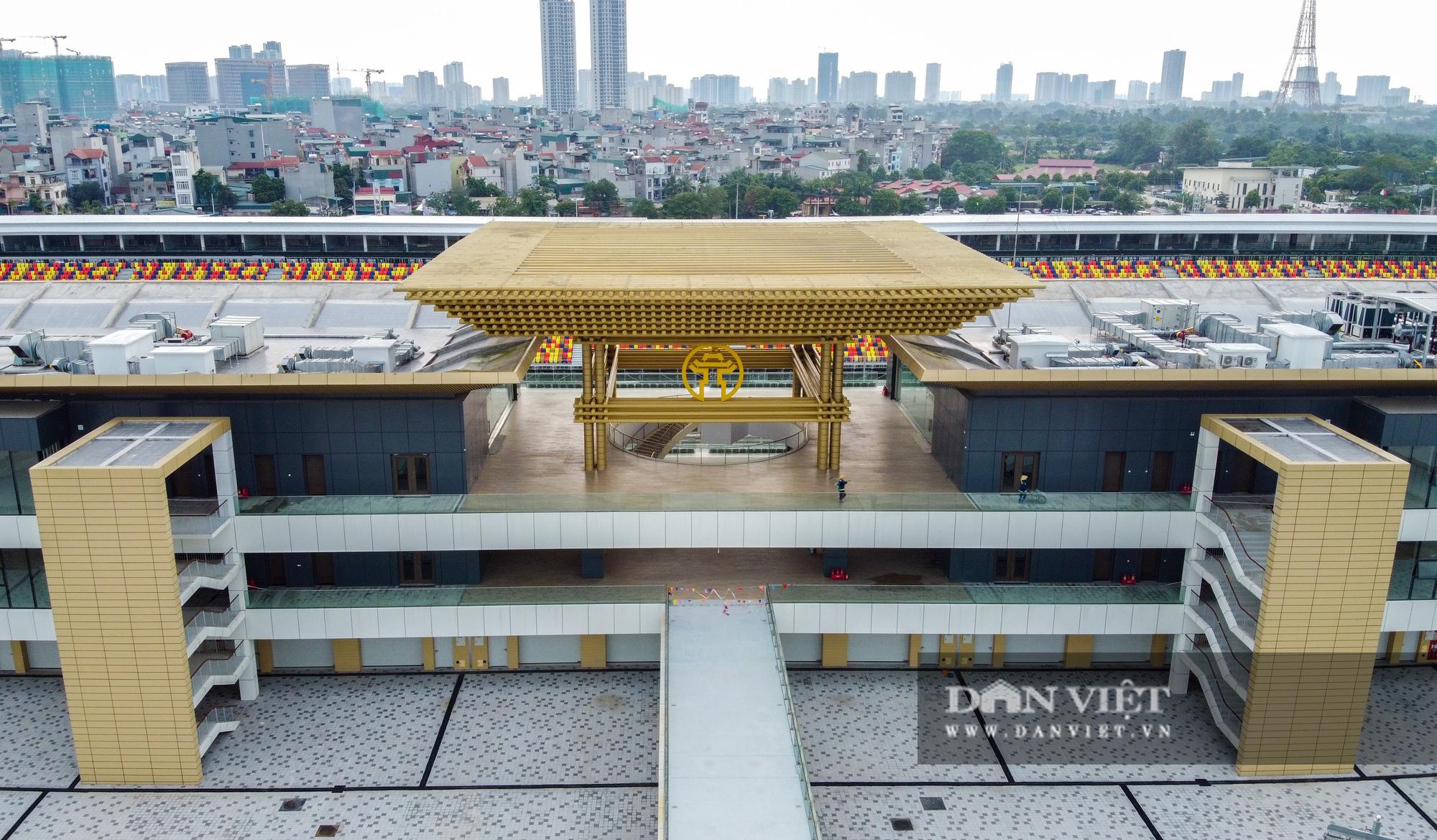 Nhìn lại 10 dự án tiêu biểu do ông Nguyễn Đức Chung - Chủ tịch TP Hà Nội chỉ đạo - Ảnh 15.