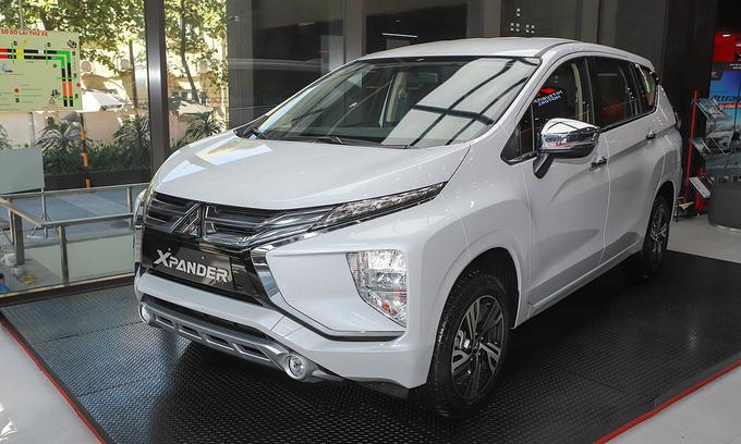Giá xe Mitsubishi Xpander 2020 giảm mạnh, cạnh tranh Toyota Innova - Ảnh 1.