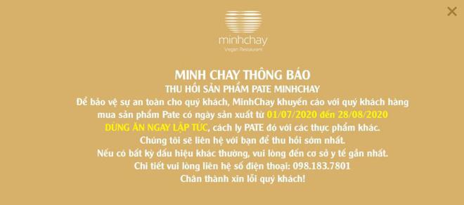 Hồ sơ công ty sản xuất pate Minh Chay - Ảnh 1.