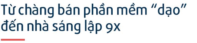 """Chân dung Trần Ngọc Thái: Nam sinh Quảng Ngãi lớp 10 đã bán phần mềm diệt virus """"dạo"""" trở thành CEO startup triệu USD - Ảnh 2."""