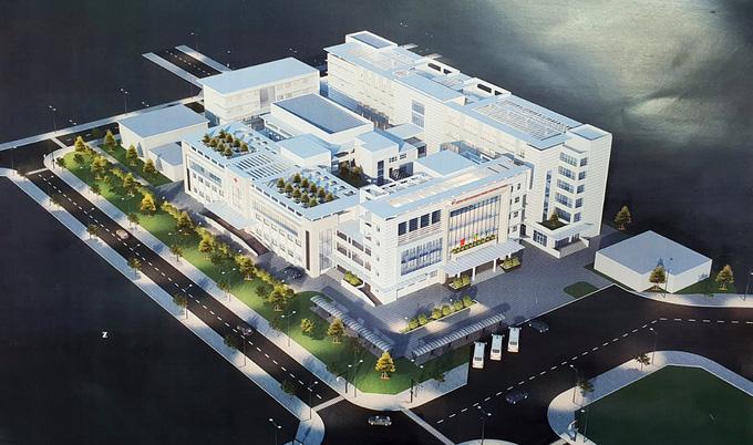 Khánh Hòa xây bệnh viện hơn 355 tỷ đồng - Ảnh 1.