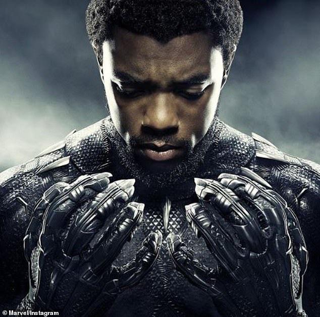 """Tài tử """"Báo Đen"""" Chadwick Boseman: Trở thành siêu sao giữa lúc hiểm nghèo - Ảnh 1."""