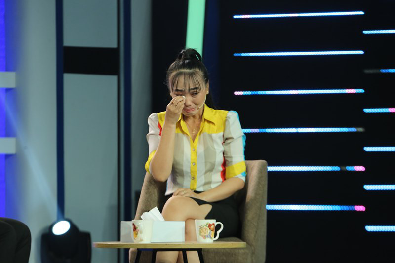 Cô gái 41 tuổi rơi nước mắt nhận ra lỗi lầm với mẹ sau khi nghe MC Quyền Linh kể chuyện - Ảnh 4.