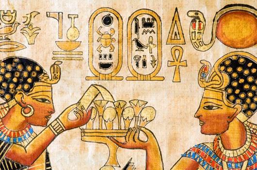 Cách thử thai, điều chế tình dược huyền bí thời Ai Cập cổ đại - Ảnh 2.