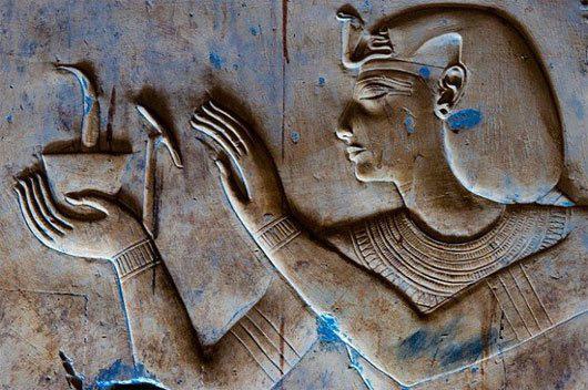 Cách thử thai, điều chế tình dược huyền bí thời Ai Cập cổ đại - Ảnh 4.