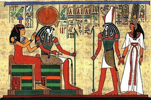 Cách thử thai, điều chế tình dược huyền bí thời Ai Cập cổ đại - Ảnh 5.