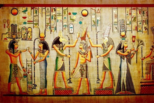 Cách thử thai, điều chế tình dược huyền bí thời Ai Cập cổ đại - Ảnh 6.