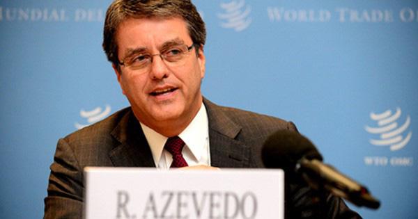 Tổng Giám đốc WTO chính thức tuyên bố từ chức - Ảnh 1.