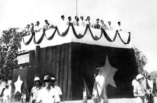 Ngày lễ độc lập 75 năm về trước được bảo vệ như thế nào? - Ảnh 1.