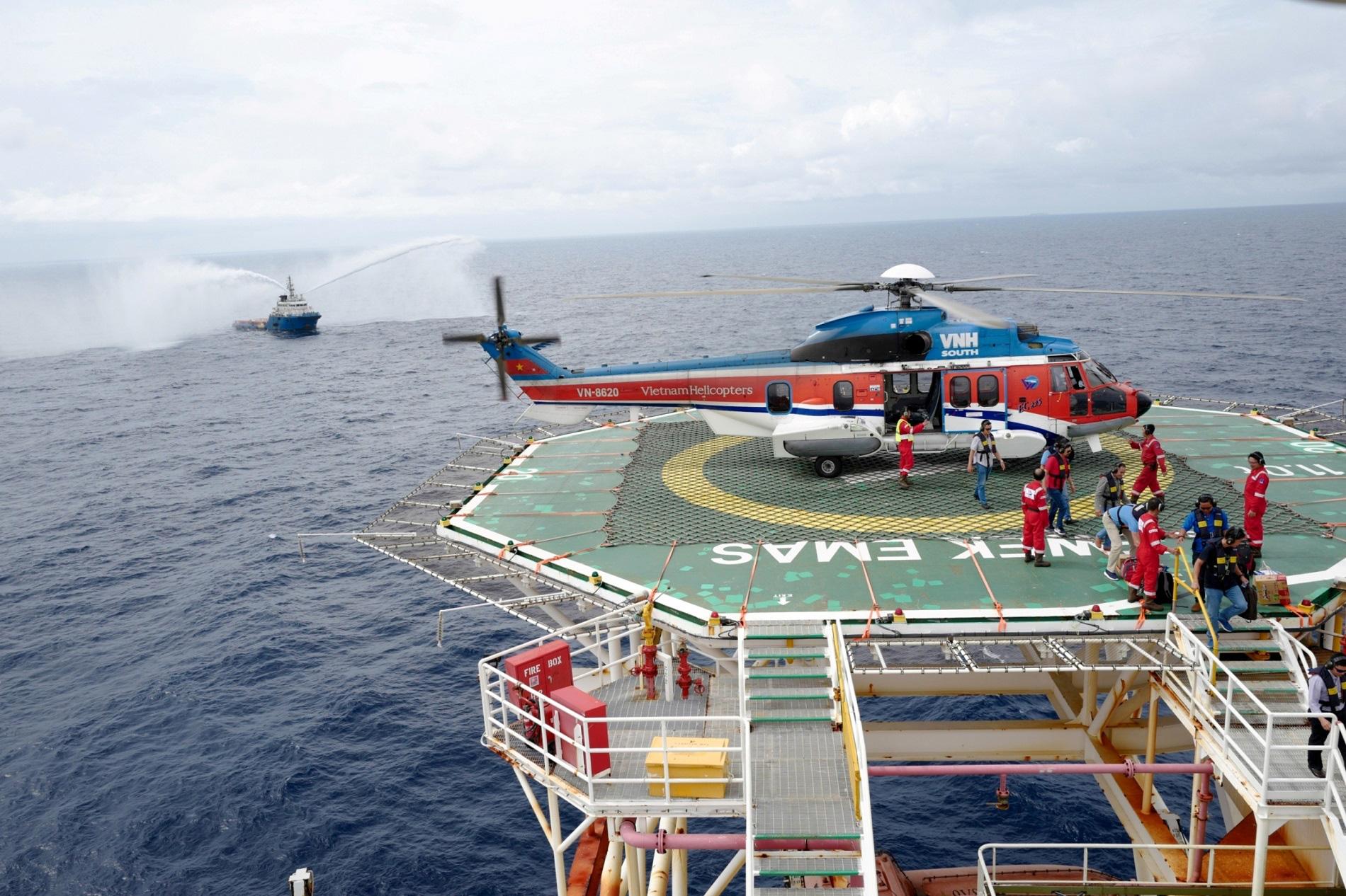 Kỷ niệm 45 năm Ngày thành lập Tập đoàn Dầu khí Quốc gia Việt Nam: Petrovietnam 45 năm sứ mệnh tìm dầu - Ảnh 3.