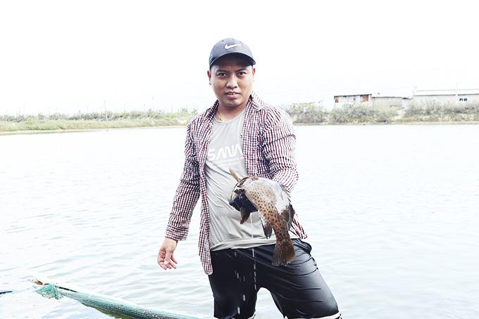 Khánh Hoà: Khổ, đây là loài cá đặc sản dân Cam Ranh đang cần giải cứu bởi nuôi báo cô không nổi nữa rồi! - Ảnh 1.