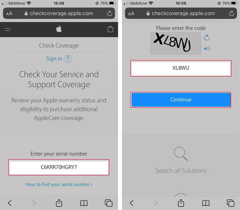 Kiểm tra iPhone chính hãng và thời hạn bảo hành chuẩn nhất - Ảnh 3.