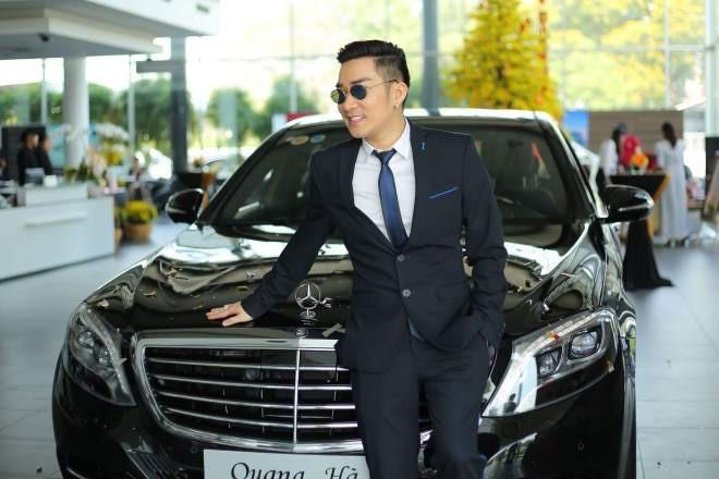 Ngô Kiến Huy, Gil Lê, Quang Hà mua cùng 1 kiểu xe nhưng khác nhau ra sao? - Ảnh 1.
