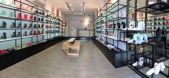 CEO 9x gây dựng thương hiệu giày Việt từ 10 triệu đồng  - Ảnh 4.