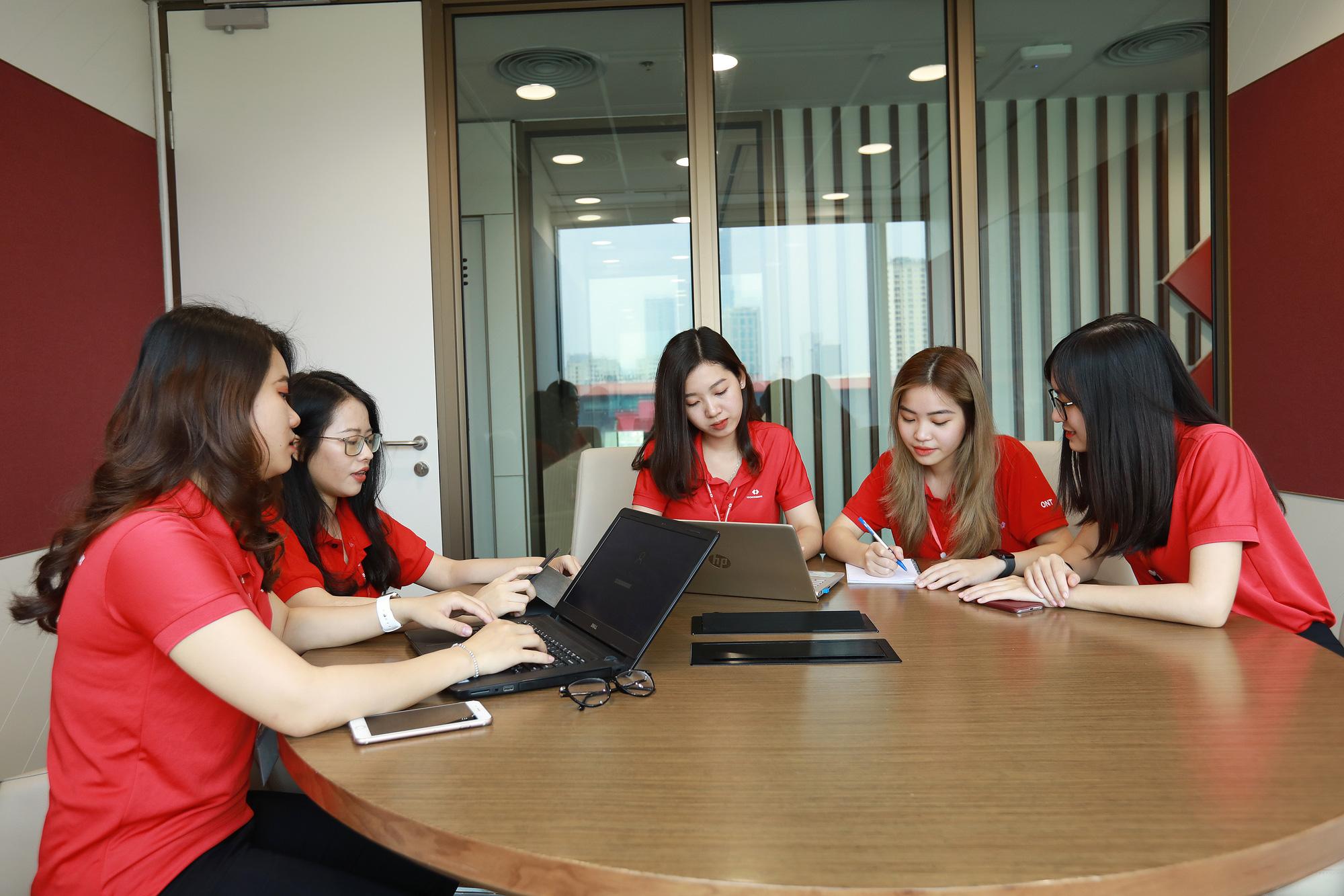Tạo dựng nền tảng phát triển mạnh mẽ từ văn hóa doanh nghiệp - Ảnh 2.
