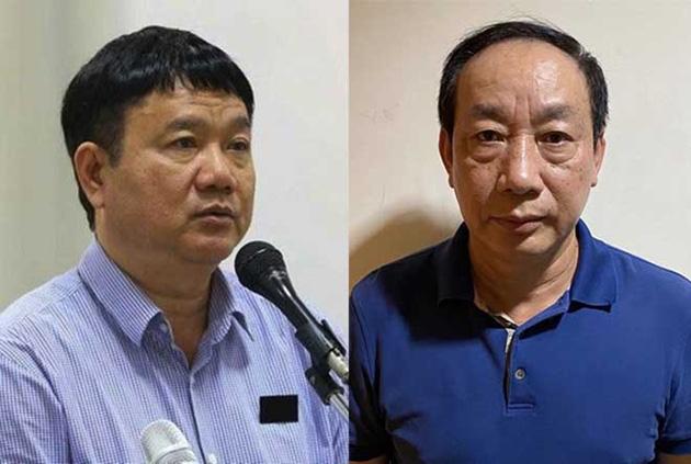 Vụ ông Đinh La Thăng: Bộ trưởng Nguyễn Văn Thể và Thứ trưởng Nguyễn Ngọc Đông có liên quan thế nào? - Ảnh 1.