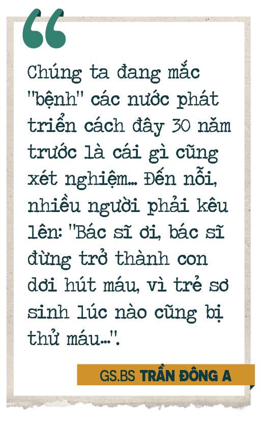 Giáo sư bác sĩ Trần Đông A: Sứ giả hòa giải dân tộc và nụ cười tận hiến - Ảnh 19.