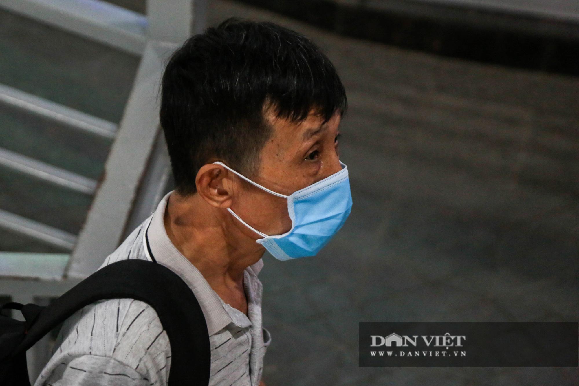 Các bến xe tại Hà Nội dùng biện pháp gì để phòng chống dịch Covid-19   - Ảnh 13.