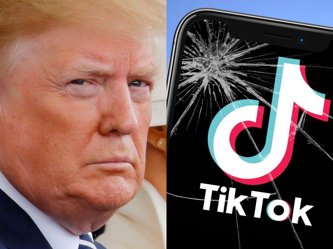 """Vụ Microsoft mua lại TikTok: Truyền thông Trung Quốc chỉ trích Trump, gọi Mỹ là """"quốc gia bất hảo"""" - Ảnh 1."""