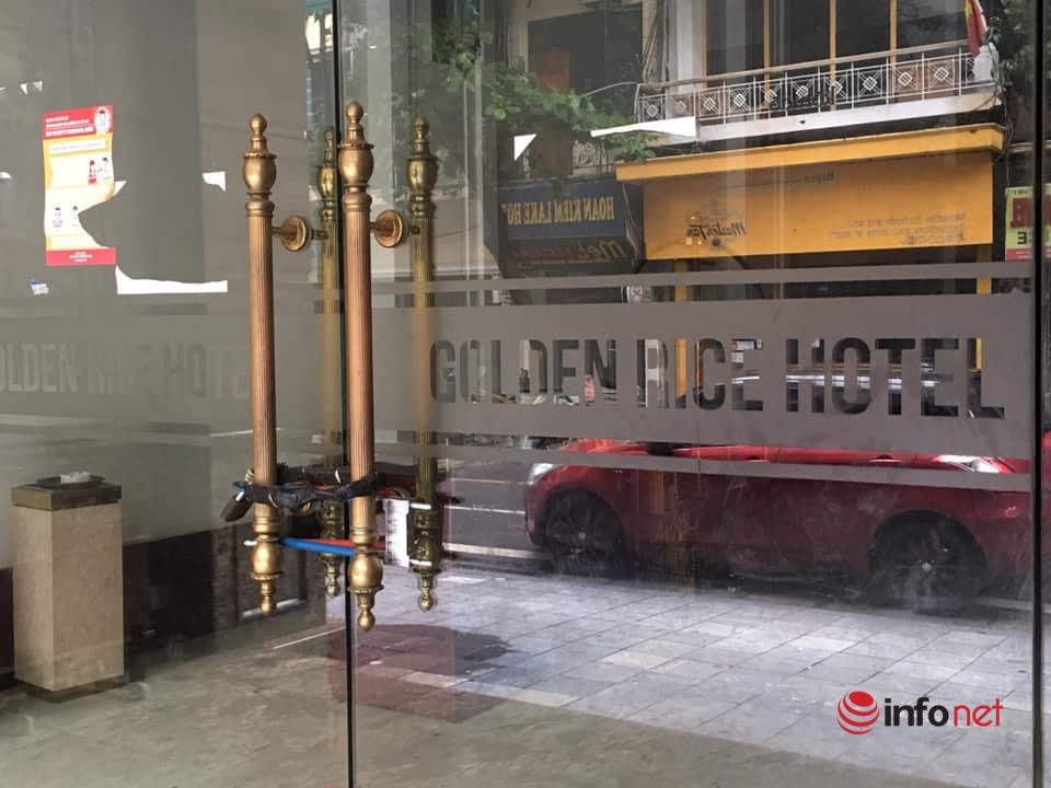 Khách sạn phố cổ Hà Nội ngậm ngùi đóng cửa, nghĩ cách tồn tại qua mùa dịch - Ảnh 2.
