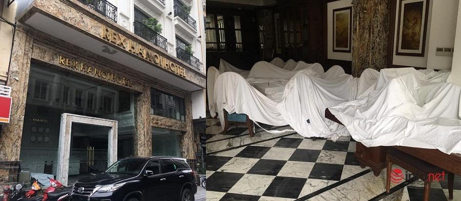 Khách sạn phố cổ Hà Nội ngậm ngùi đóng cửa, nghĩ cách tồn tại qua mùa dịch - Ảnh 4.
