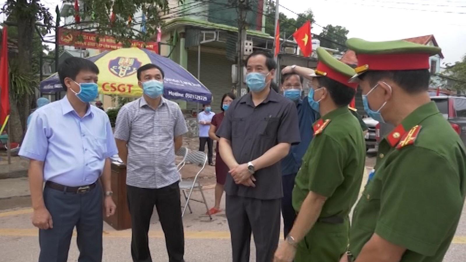4 ca dương tính, Lạng Sơn lập 3 chốt kiểm dịch tại cửa ngõ huyện Đình Lập - Ảnh 5.