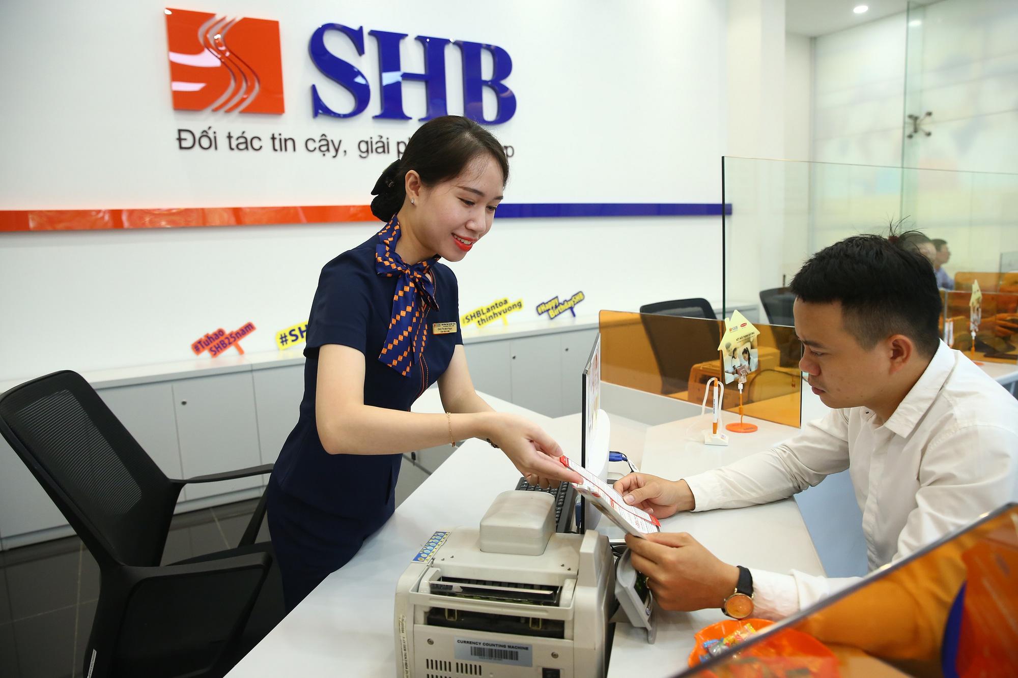 Tận hưởng ưu đãi vượt trội cùng Combo tài khoản thanh toán tại SHB - Ảnh 1.
