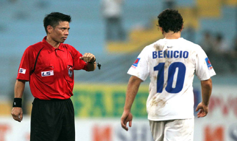 5 ngoại binh xuất sắc nhất lịch sử Hà Nội FC: Hoàng Vũ Samson có phải số 1? - Ảnh 1.