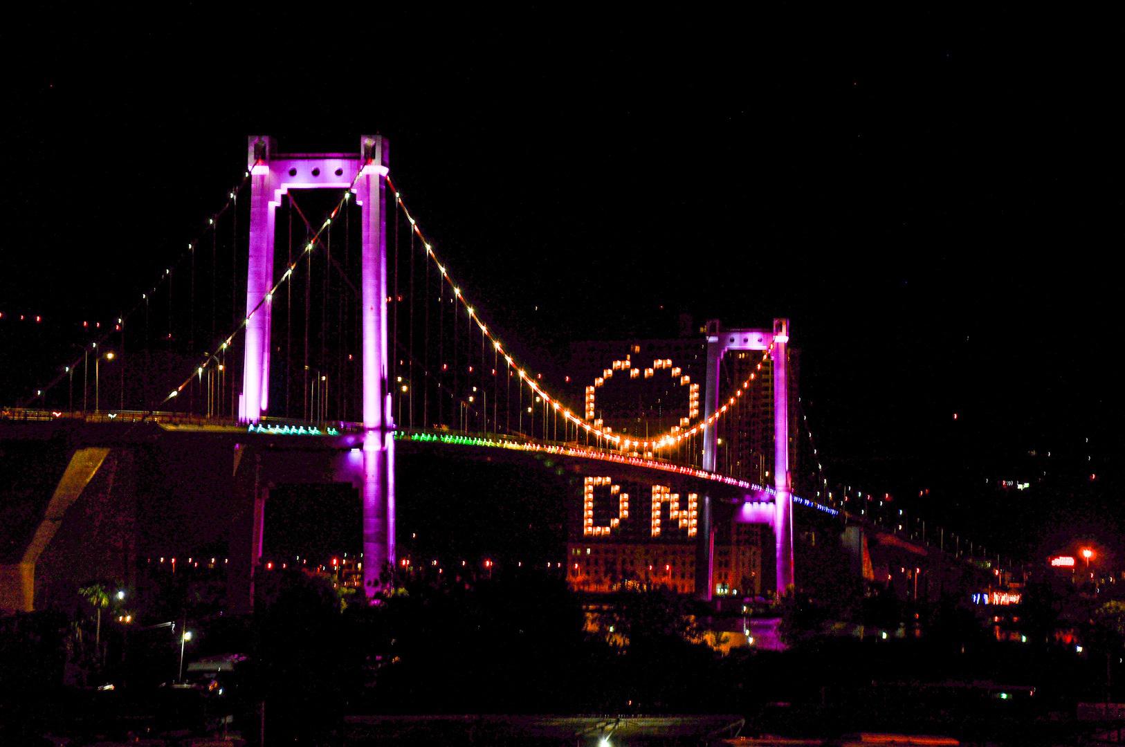 Đà Nẵng: Khách sạn đồng loạt lên đèn hình trái tim giữa mùa dịch Covid-19 - Ảnh 8.