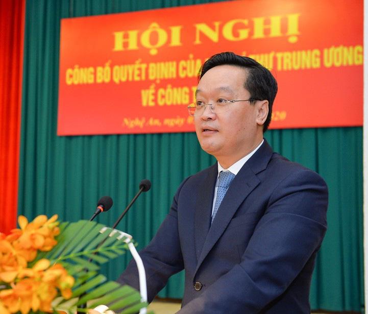 Chân dung 5 lãnh đạo từ Thứ trưởng được điều động làm Bí thư, Chủ tịch tỉnh, thành phố - Ảnh 4.