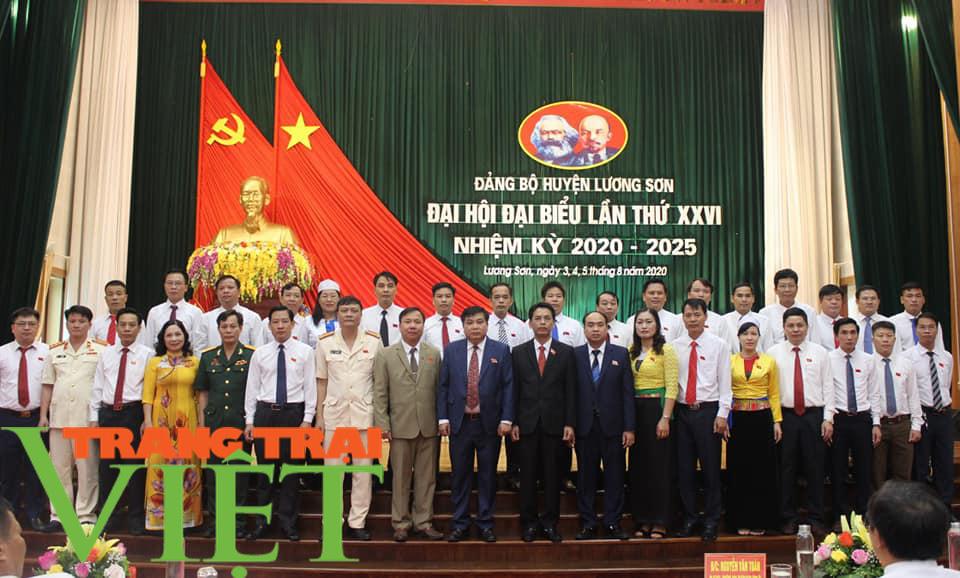 Đại hội Đảng bộ Lương Sơn: Nhiều chỉ tiêu đạt và vượt kế hoạch - Ảnh 2.