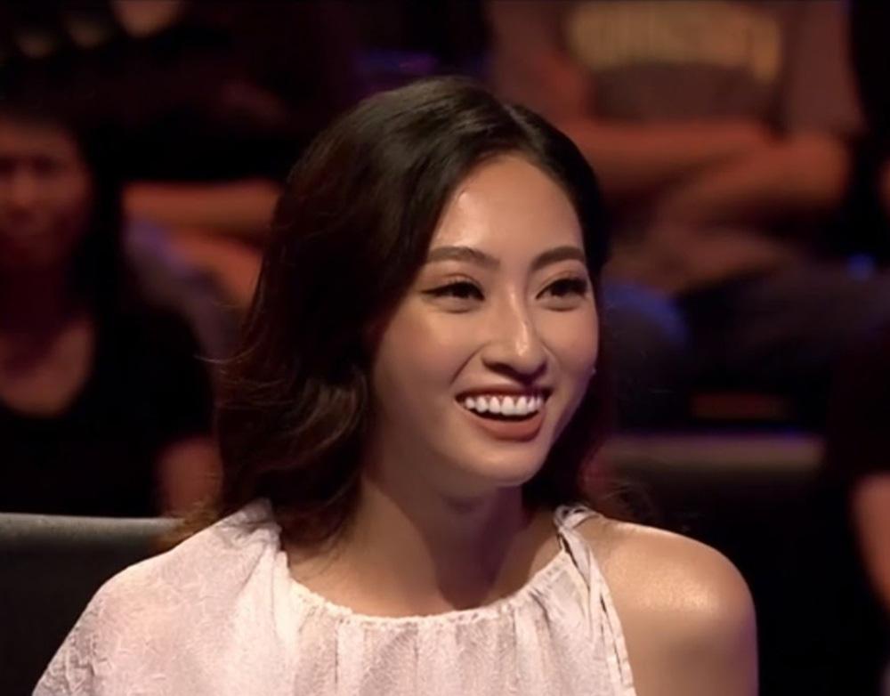 """Clip Hoa hậu Lương Thùy Linh trả lời đúng 7 câu hỏi liên tiếp """"Ai là triệu phú"""", fan ngưỡng mộ - Ảnh 6."""
