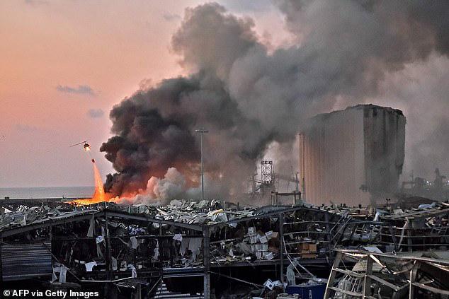 Israel phủ nhận mọi liên quan đến vụ nổ kinh hoàng như bom nguyên tử ở Liban - Ảnh 2.
