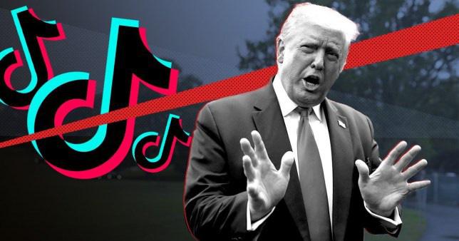 """Làm căng với TikTok, Trump đang nhắc các DN Trung Quốc """"quên giấc mơ Mỹ tiến đi!"""" - Ảnh 1."""
