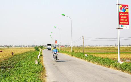 Bắc Ninh: Xây dựng huyện Quế Võ trở thành thị xã - Ảnh 3.