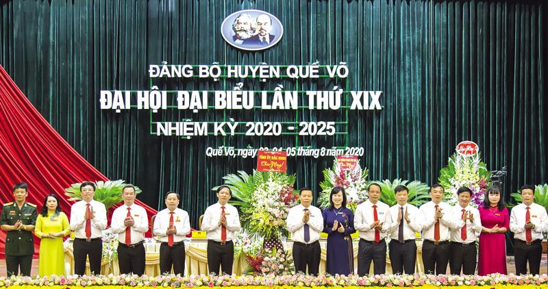Bắc Ninh: Xây dựng huyện Quế Võ trở thành thị xã - Ảnh 5.