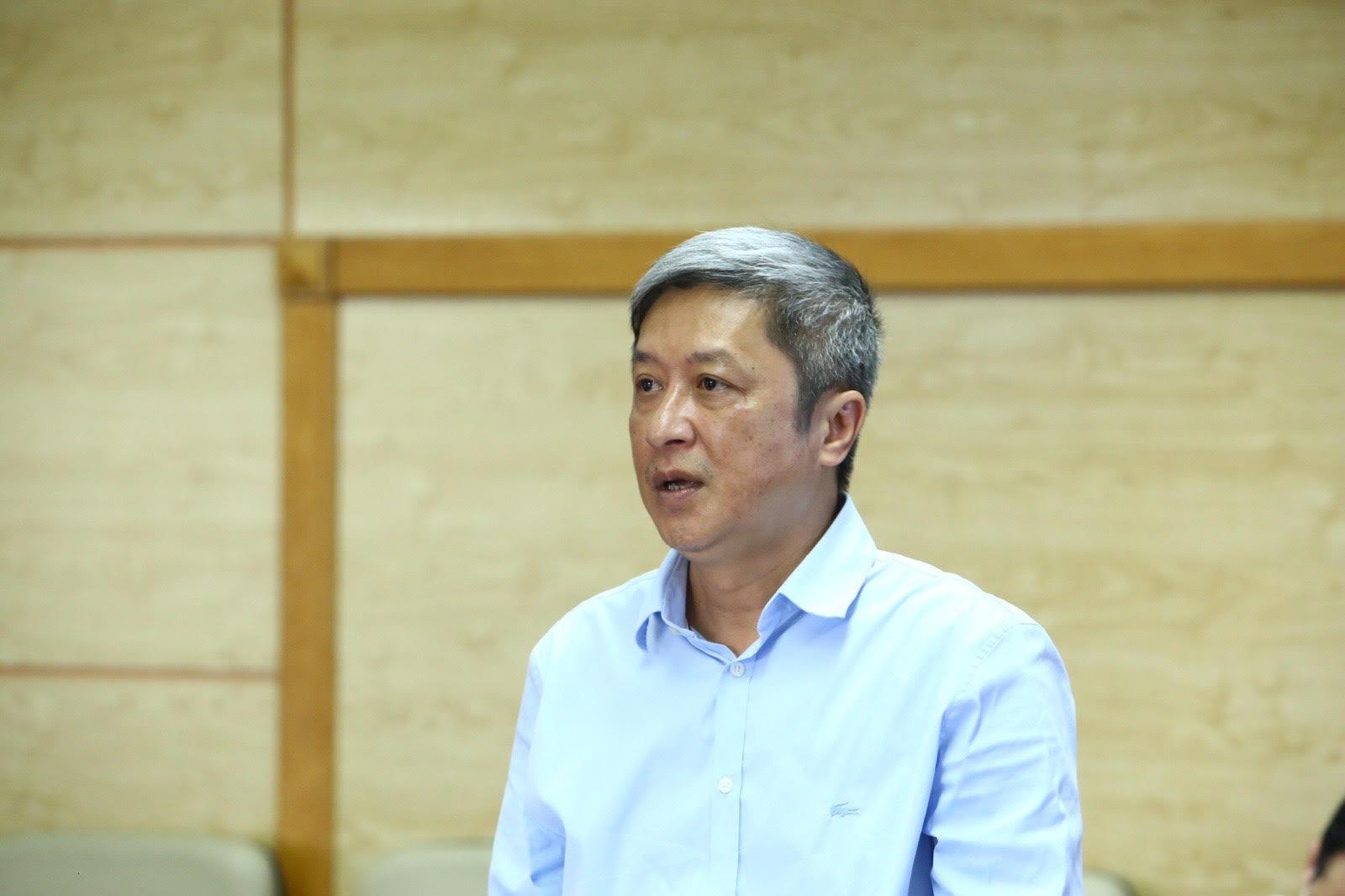 Ban Bí thư chỉ định Thứ trưởng Bộ Y tế kiêm chức vụ mới - Ảnh 1.