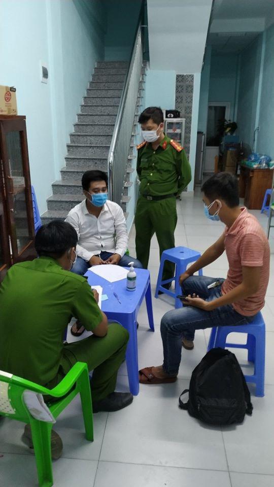 Công an Đà Nẵng đã tìm ra thanh niên bỏ trốn cách ly ở Bệnh viện Quảng Nam - Ảnh 1.