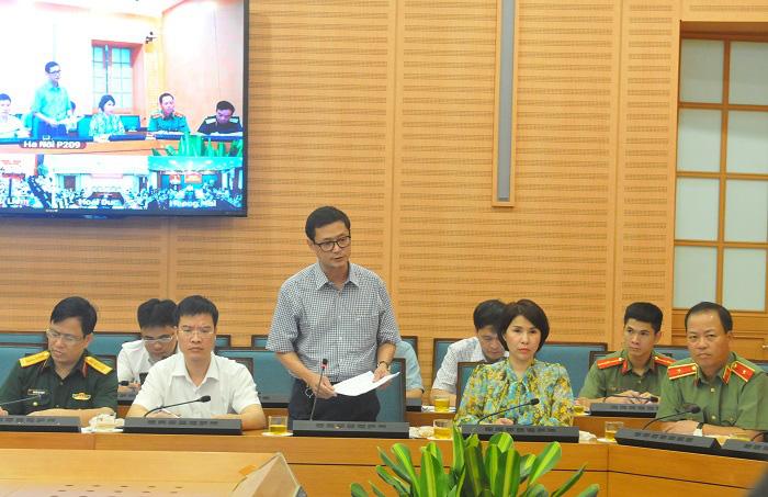 [NÓNG]: Nhân viên điều hành xe buýt ở Hà Nội nghi ngờ mắc Covid-19 đi nhiều nơi, tiếp xúc nhiều người - Ảnh 1.