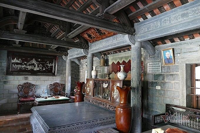 """Ngôi nhà đá 86 tuổi được trả giá chục tỷ đồng mà chủ vẫn """"lắc"""" ở Ninh Bình - Ảnh 7."""