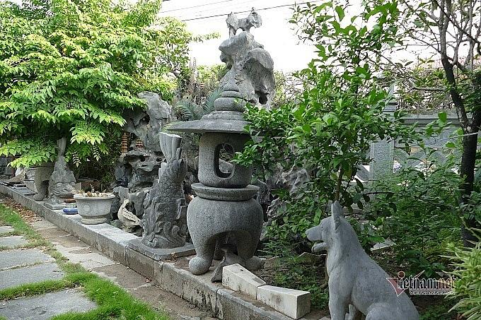 """Ngôi nhà đá 86 tuổi được trả giá chục tỷ đồng mà chủ vẫn """"lắc"""" ở Ninh Bình - Ảnh 13."""