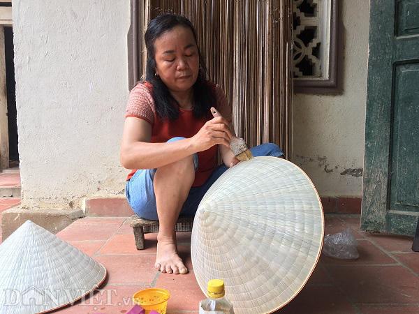 Phú Thọ: Làng nón một thời khó khăn, khi thành điểm du lịch người dân khấm khá - Ảnh 6.