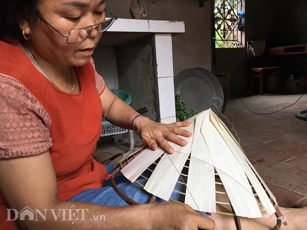 Phú Thọ: Làng nón một thời khó khăn, khi thành điểm du lịch người dân khấm khá - Ảnh 4.