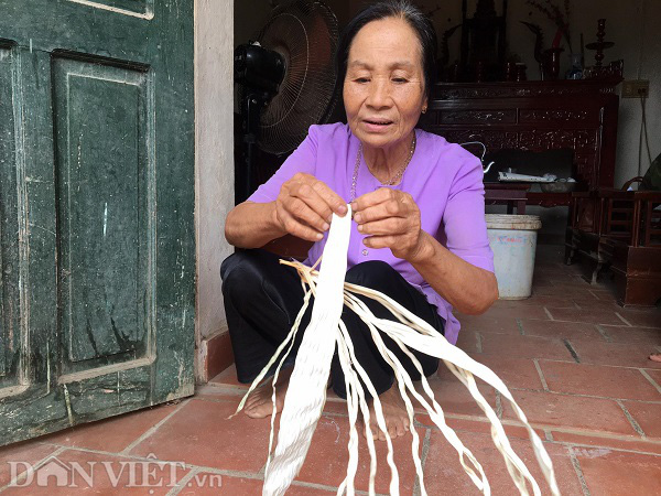 Phú Thọ: Làng nón một thời khó khăn, khi thành điểm du lịch người dân khấm khá - Ảnh 1.