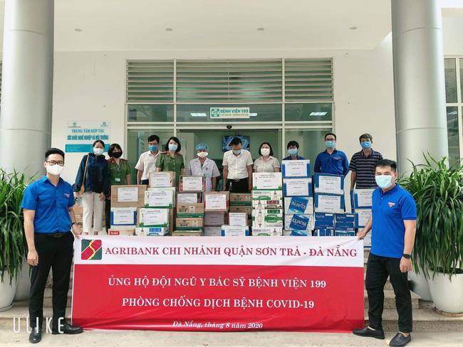 Agribank ủng hộ Đà Nẵng 5 tỷ, Quảng Nam 3 tỷ phòng, chống dịch Covid-19 - Ảnh 5.