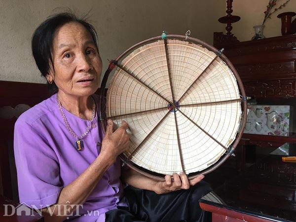 Phú Thọ: Làng nón một thời khó khăn, khi thành điểm du lịch người dân khấm khá - Ảnh 5.